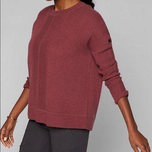 Athleta Habitat Wool Cashmere Sweater XS